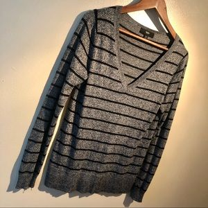 Mossimo stripped sweater